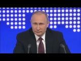 Путин  Большая пресс-конференция 2016 - Горячие вопросы (Сечин, Досрочные выборы,  У...