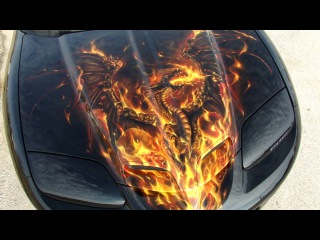 1999 Trans Am w/ Graphix by Mike Lavallee- FOR SALE