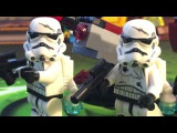 Lego Star Wars - Galactic Empire Battle Pack Review (обзор на русском)