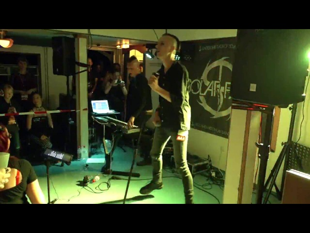 Solar Fake - Papillon (Live at MS Havel Queen 2016) (Editors Cover)