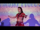 Incredibly Hot Sexy Sensational Belly Dance Alla Kushnir ألا كوشنير Halwa 2 رقص شرقي عربي