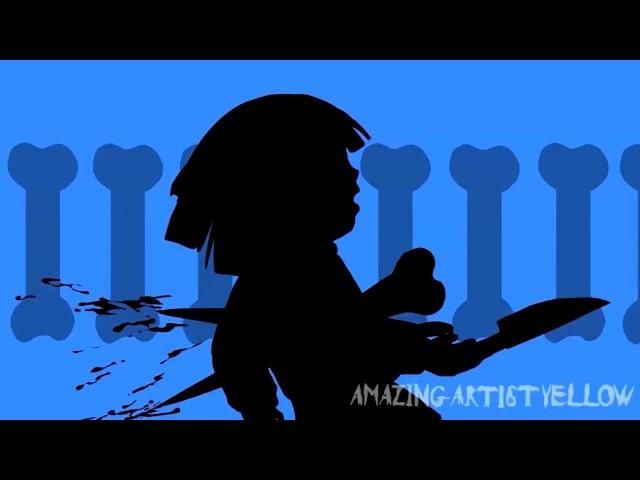 Undertale [Genocide AMV Animation] - Not Gonna Die