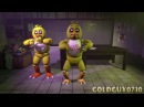 Танец чики Five Nights at Freddy*s