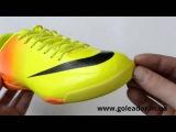 Футзалки (Бампы) Nike Mercurial Victory V IC (Код товара 0292) видео обзор