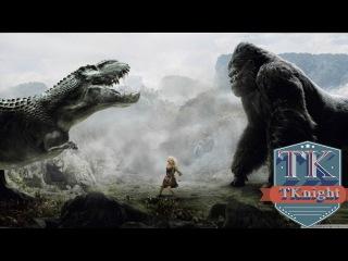 Битва Титанов   Warcraft 3 (Земли Бога Ресторед) 42