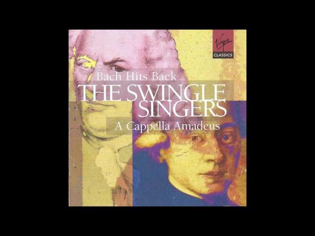 Mozart - Symphonie n°40 - Mvt 1 Molto allegretto - The Swingle Singers