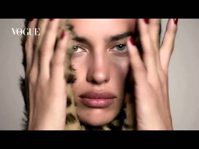 Irina Shayk - Vogue Spain 2014