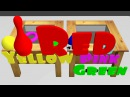 Color Tanks  Learn Colors with  Kids City TV Pink Green Yellow Red Blue 1080p HD