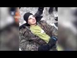 Ополченцы ДНР взяли Блокпост ВСУ и двух пленных (АРХИВ) Допросили, поскакали