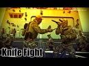 Ножевой бой спецназа Кореи !