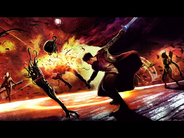 DmC ~ Devil May Cry OST How Old Is Your Soul HQ Extended Lyrics