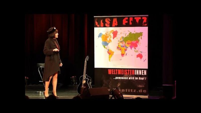 Агент кремля Ольга Гехаймникова объясняет немцам геостратегию [Голос Германии]