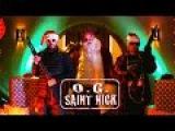 Gangsta Santa O.G. Saint Nick is in Town (Music Video)