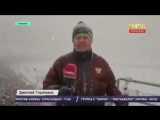 Губерниев выругался в прямом эфире