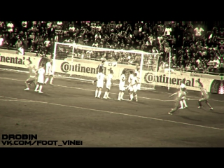 Bale nice free kick. | DROBIN | vk.com/foot_vine1
