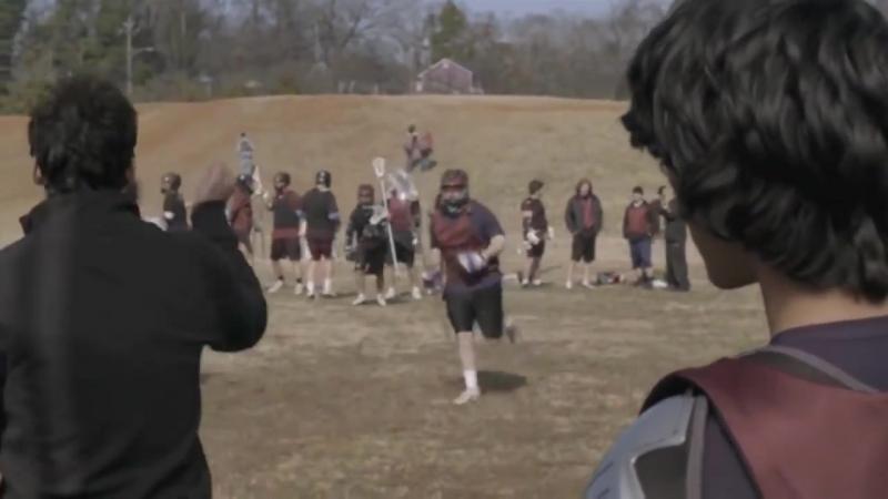 Teen Wolf Season 1 - Scott Vs Jackson Lacrosse