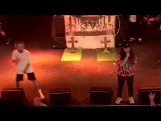 $uicideboy$ - O Pana! (Live in LA, 6.11.16)