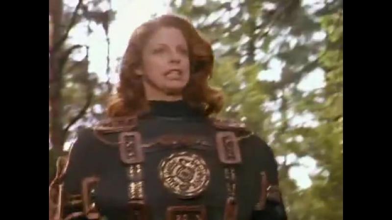 Сериал Чародей _ Spellbinder (1995) 10 Серия _ Отчаянные Меры