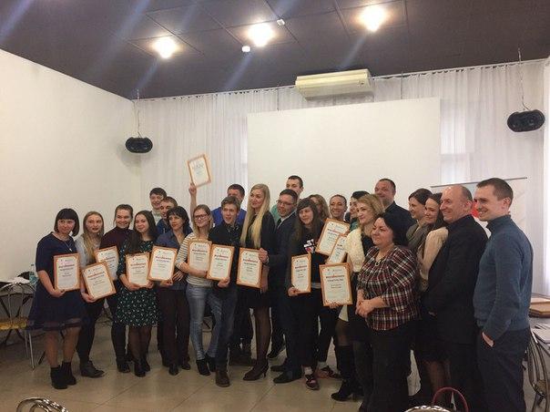 В Череповце завершились курсы «Вкус бизнеса». Они впервые состоялись в