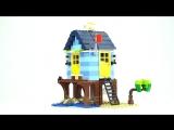 LEGO®CREATOR ● 31063 Отпуск у моря