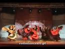 Rada Dance Art Taniec cygański Gypsy Dance Orientalny Koktajl 2011 POLAND