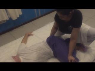 Тайский традиционный массаж в АзияСПА