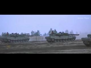 Сравнения танков Т-14 АРМАТА vs ЛЕОПАРД 2
