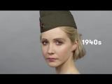 100 лет русской красоты