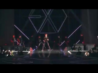 170121 EXO - M.O.N.S.T.E.R @ EXO FAN FESTIVAL 네이처리퍼블릭 콘서트