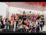 FITNESS PARTY Alex Fitness Zvl 11.03.2017 Salem Banna Zumba Carlos Vives - Al Filo De Tu Amor