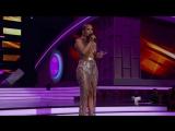Дженнифер Лопес получает награду на Billboard Latin Music Awards