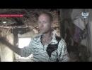 Последствия обстрела поселка Северный Куйбышевский район Донецка со стороны ВС