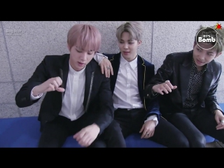 [BANGTAN BOMB] Ready to do Heart to A.R.M.Y Mission Ingigayo