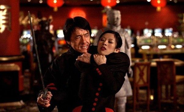 Подборка старых фильмов с участием Джеки Чана.