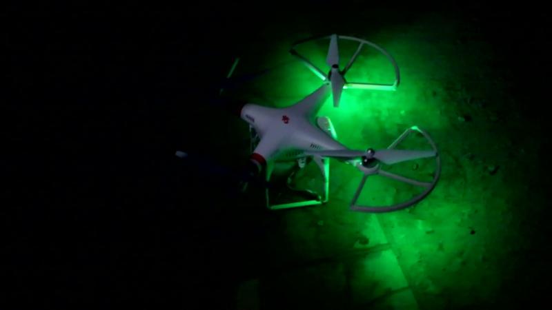 Розіграли трохи друзів, знайомих і т.д. Це було два роки назад dron можна використовувати не тільки для зйомок