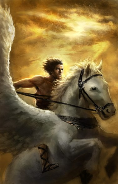 Персей и Пегас