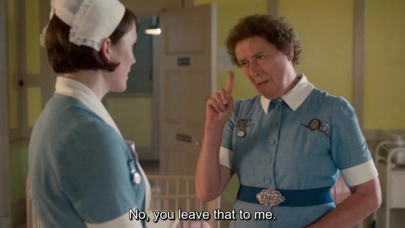 6 сезон 3 серия (английские субтитры) / Вызовите акушерку / Call the midwife