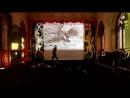 импровизация на выставке-иллюзии Алиса в стране чудес, часть 1