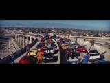 Ла-Ла Ленд начало - танцы в пробке - La La Land Traffic dance 22