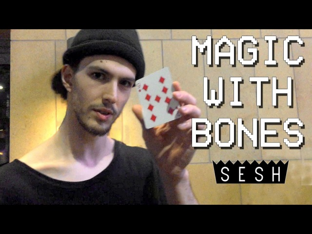 BONES Reacts to Magic
