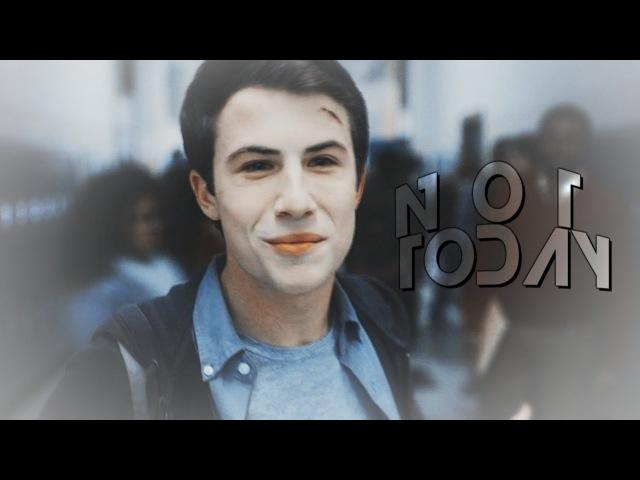 ☀ Not Today | Clay Jensen [0.1K]