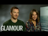 Michael Fassbender &amp Alicia Vikander Talk The Light Between Oceans  Glamour UK