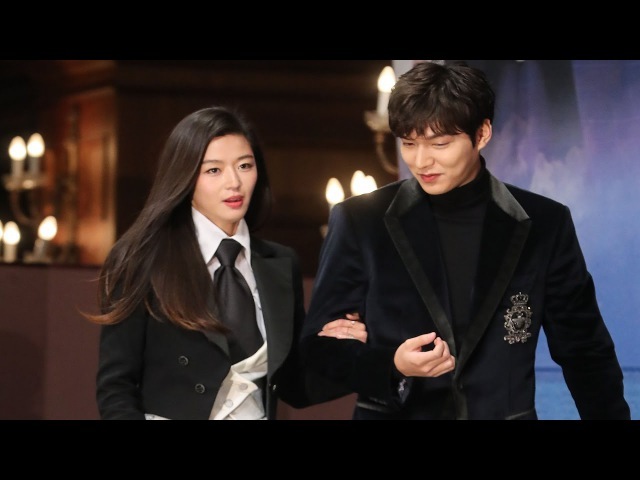 [풀영상] 전지현·이민호 '푸른 바다의 전설' 제작발표회 (The Legend Of The Blue Sea, Jeon Ji Hyun, Lee Min Ho) [통53