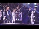 30 янв. 2017 г. [Rus Sub] [BANGTAN BOMB] BTS stage greeting the New Year @MBC 가요대제전 2016