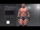WWE 2K17 Superstar Threads Randy Orton TLC 2016 Attire