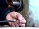 Как профессионально точить древесину № 40. Изготовление резца внутренней обработки.
