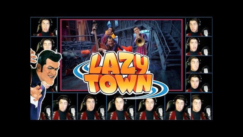 We Are Number One but it's an Acapella Cover by Triforcefilms - LazyTown ♪