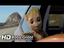 Baby Groot | 2018 Ford Ecosport Guardians Of The Galaxy