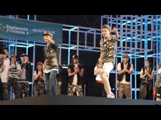 Hilty and Bosch Item | Sixteen Dance Challenge 2016 | RPProductions | Danceproject.info