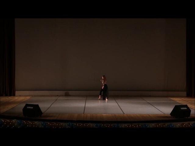 Contemporary version\Music: Ciara - Paint it black\Choreography by Aleksandra Charskaya